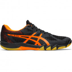 Asics Blade 7 (Black/Orange) Squashsko