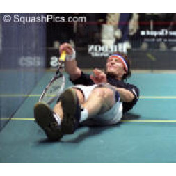 DVD, Super Series Squash final 2005, Lincou vs Beachill