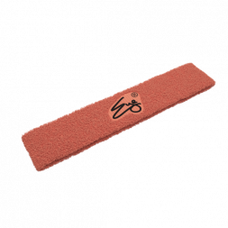Eye Performance Line Headband (Atomic Peach with Black)