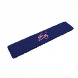 Eye Performance Line Headband (Night Storm Navy with Peach)