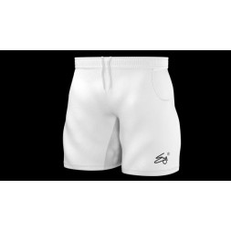 Eye Performance Line Shorts Hvid