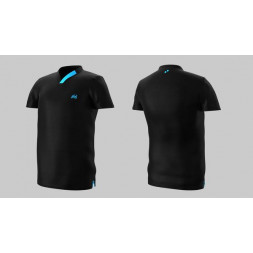 Eye Performance Line V-Neck (Black/Blue)