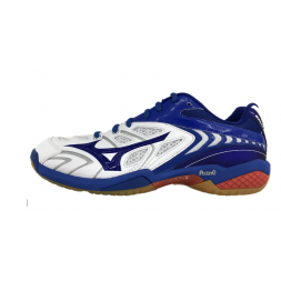 Mizuno Wave Fang SL Squashsko (Blue/White)