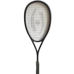Harrow Vapor Black Squashketcher (Black)