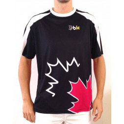 Black Knight Canada Squash T-Shirt