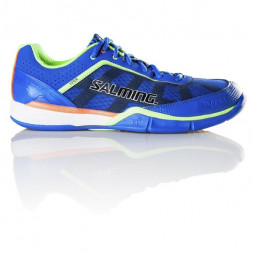 Salming Viper 3 Men Squashsko (Royal/Geckogreen)