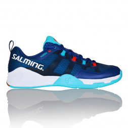 Salming Kobra 2 Squashsko (Blue / Light Blue)