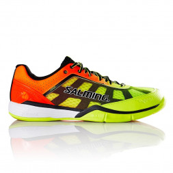 Salming Viper 4 Men (Yellow/Magma Red)