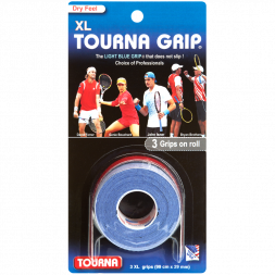 Tourna Grip XL overgrip 3-pak