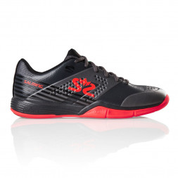 Salming Viper 5 (GunMetal/New Flame Red) Squashsko